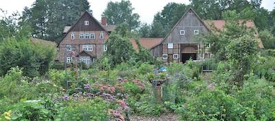 Garten und Hofanlage