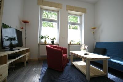 Mitten in Wuppertal Erstklassiges Apartment