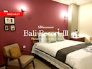 Nice Room with Twin Bed and Sleeping Pad for 4 people