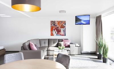 Modernes Apartment mit gehobener Ausstattung
