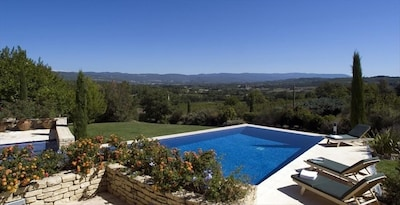 Pool with a View!