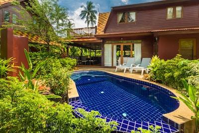 Private Garden & Dip Pool