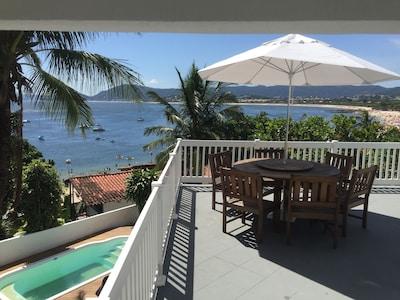 Itaipú, Niterói, Bundesstaat Rio de Janeiro, Brasilien