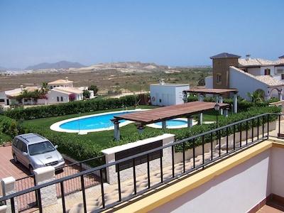 Club de golf Valle del Este, Vera, Andalousie, Espagne