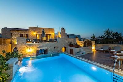 Atsipópoulo, Réthymnon, Crète, Grèce
