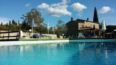 Tregozzano, Arezzo, Tuscany, Italy