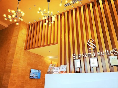 【JB Town】Executive Suite 688sf 1-4pax 【Free Wifi】