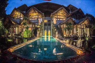 Lebih Beach, Gianyar, Bali, Indonesia