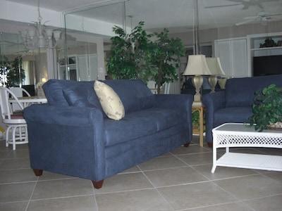 Living Room Unit 4A