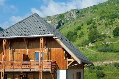 Saint-Sorlin-d'Arves, Savoie (département), France