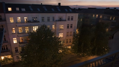 Beautifully located in the heart of Prenzlauer Berg