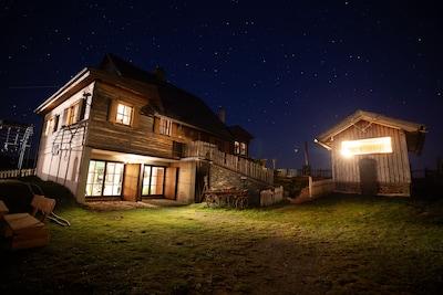 Sommernacht am Falkertsee