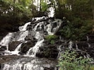 Hiking and waterfalls an easy drive but worlds away.
