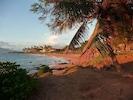 Late afternoon at Kamaole II beach