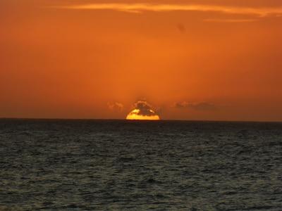 Enjoy daily beautiful sunsets