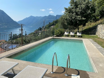 Outdoor pool at the residence now open  April to October!