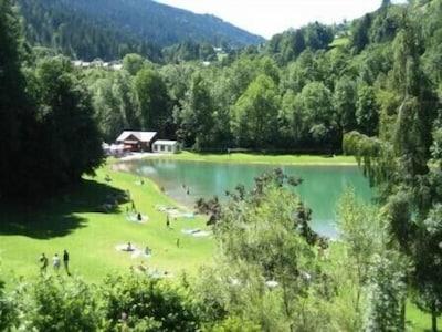 Flumet, Savoie (département), France