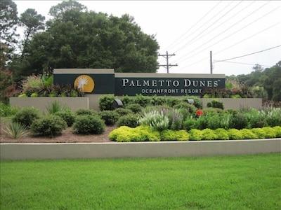 The Golf Courses of Palmetto Dunes, Hilton Head Island, South Carolina, United States of America