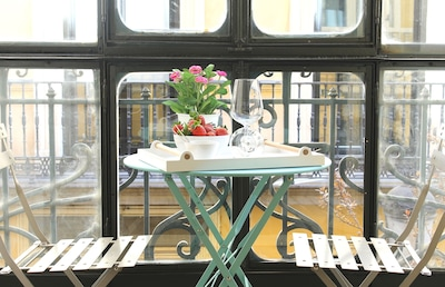Breakfast in style at your Home in Madrid