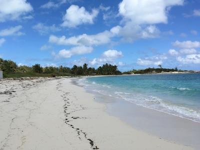 Sandals Emerald Reef Golf Club, Rokers Point, Îles Exumas, Bahamas