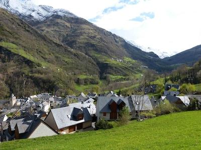Viella, Hautes-Pyrenees, France