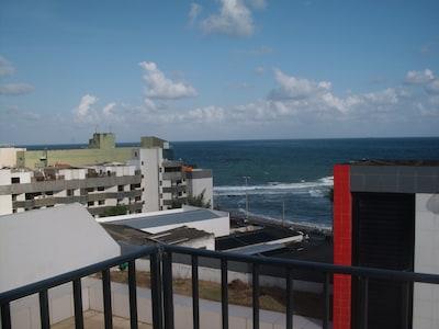 ONDINA - SALVADOR /BA , COBERTURA DUPLEX PARA 4 PESSOAS