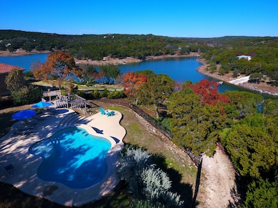 Fabulous Lake Travis Waterfront Home