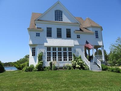 Trevett, Boothbay, Maine, États-Unis d'Amérique
