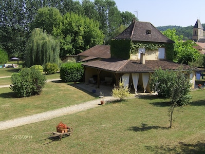 Daglan, Dordogne, France
