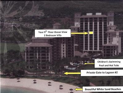 KoOlina Property Layout