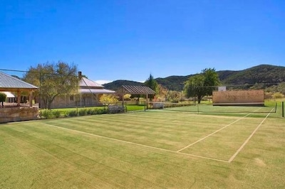 The All-weather Tennis Court