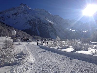 Sulden, Stelvio, Trentin-Haut-Adige, Italie