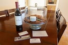 Complimentary 2 for 1 local wine tasting certificates