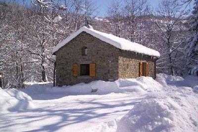 Pollicino - Campo scuola Ski Lift, Riolunato, Emilia-Romagna, Italy