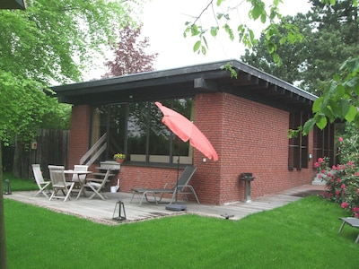 Vakantiehuis tuin