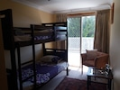 2nd Bedroom with Double Bunks