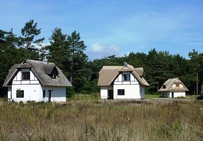 Umgebung mit Nachbarhäusern
