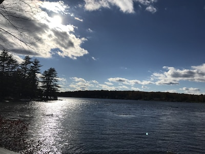 Mohican Lake, Glen Spey, New York, United States of America