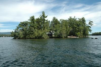 Whortleberry Island, New Hampshire, United States of America