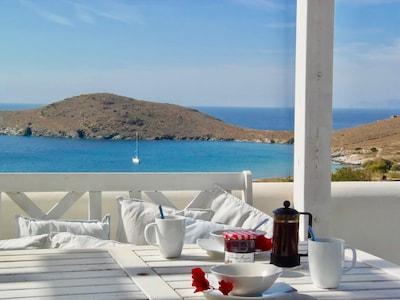 Delfini, Syros, Égée-Méridionale, Grèce