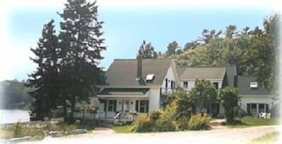 Coveside House Apartment, Southport Island, Maine