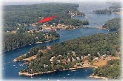 Aerial View of Location