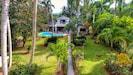 casa Inca and garden