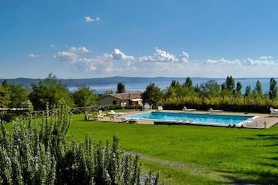 Bolsena, Latium, Italie