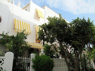 Hermosa casa de vacaciones en El Campello, Alicante