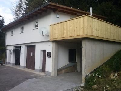 Ferienhaus zur Ritzmaiser Säge 2