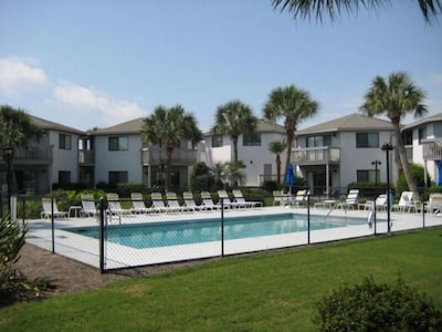 Crystal Village Phase 2 beautiful grounds with heated pool!