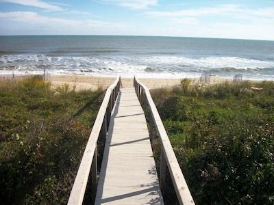 Dam Neck Beach, Virginia Beach, Virginia, United States of America