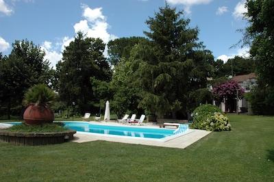 Lovely Villa 45km from Rome