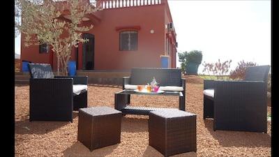 Villa avant